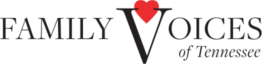 Family Voices of Tennessee Logo