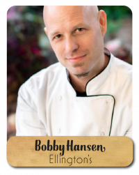 Photo of Bobby Hansen, Ellington's