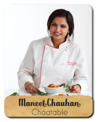 Photo of Maneet Chauhan, Chaatable